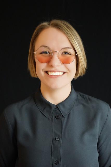 Frau Ronja Lukas, Augenoptikerin